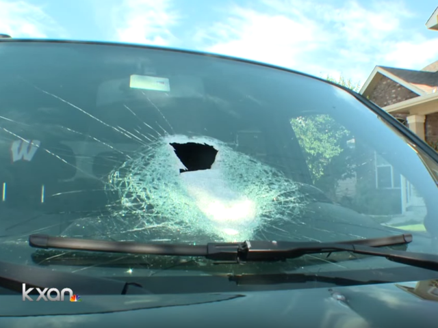Austin Police Nab Suspect Linked To Nearly 100 Cases Of Throwing Rocks At Cars