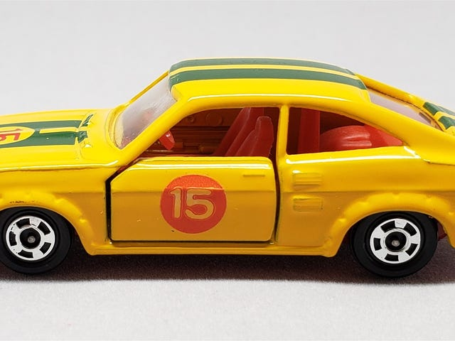 [REVIEW] Tomica Datsun Sunny 1200 Coupe Racing