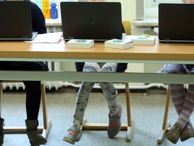 Googlen koulubussi Wi-Fi-käyttöönotto tarkoittaa, että lapset voivat pilata ennen ja jälkeen luokan