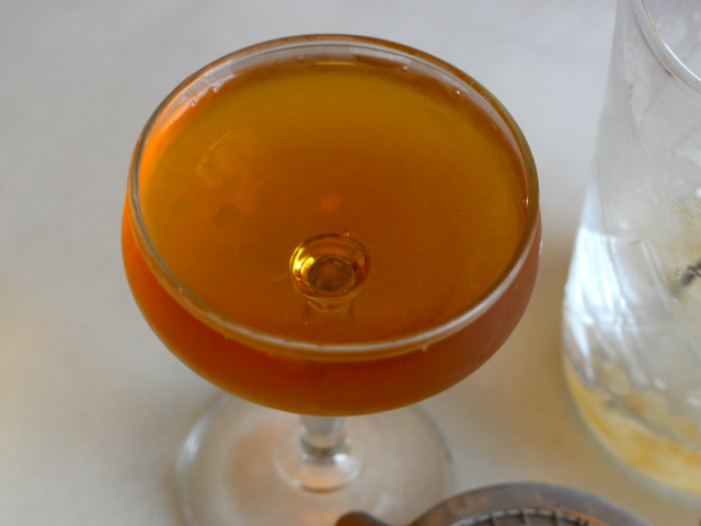 3-Ingredient Happy Hour: The Scotchy Rob Roy