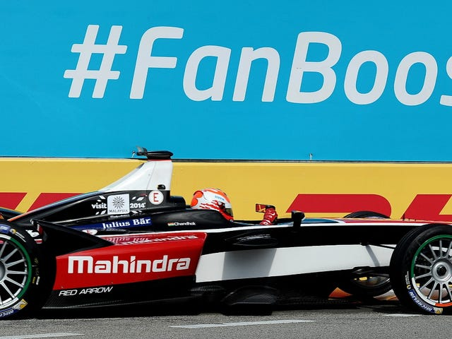 Formel E CEO ønsker å la fansen stemme for kraftforsterkninger under løp