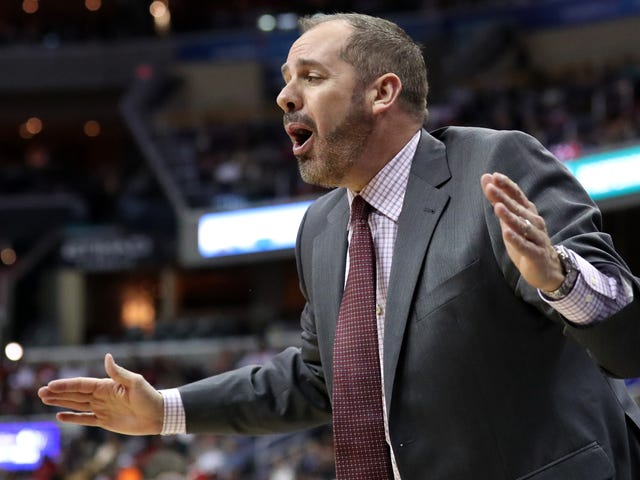 Innocent Basketball Coach Released From Purgatory