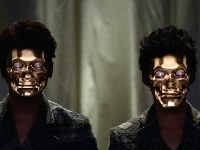 "Two Men Become Robots, Cats, and Each Other In This ""Face Hacking"" Vid"