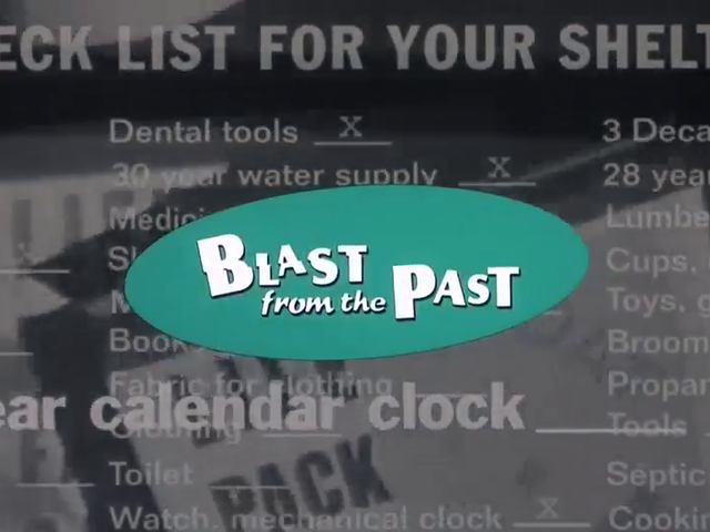 ब्लास्ट फ्रॉम द पास्ट (1999)