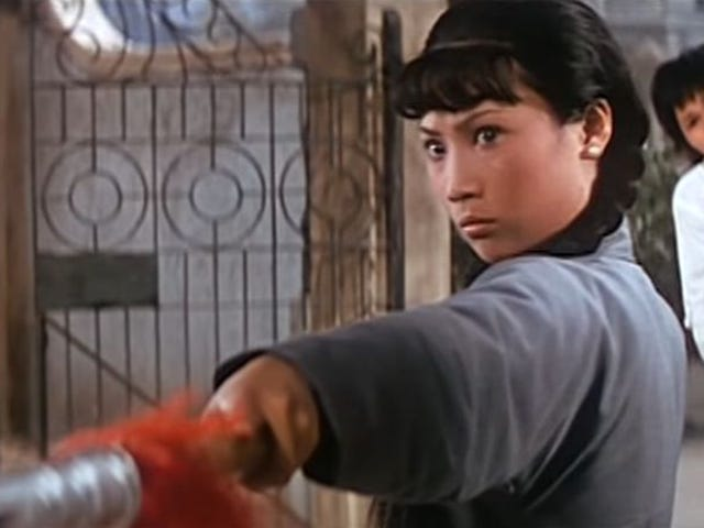Read this: Kung fu queen Angela Mao is alive and well in New York