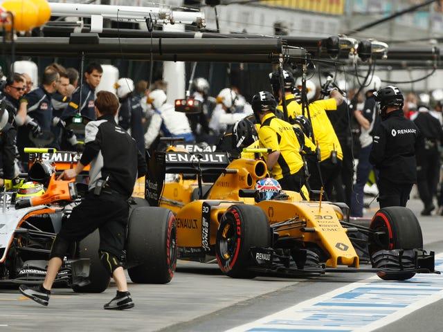 Pasukan Formula Kelayakan Formula Satu yang Diketik Untuk Bunuh Adakah Kembali Apa-apa