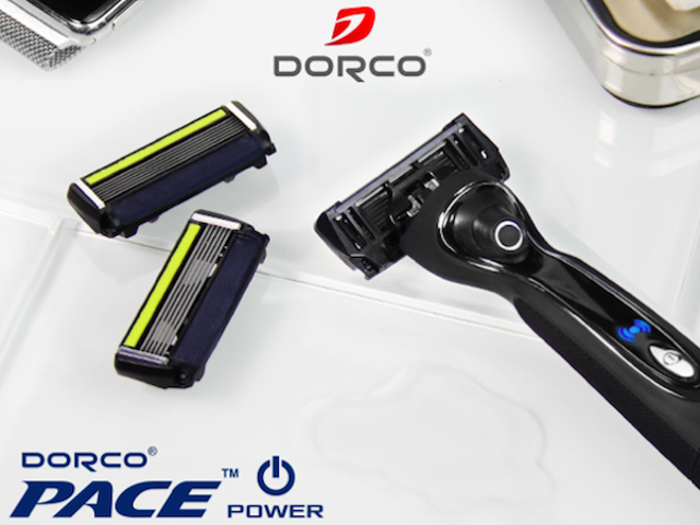 Save Big On Dorco's Powered Razor - Just $14 With Nine Cartridges