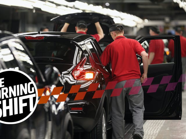 Nissan Is Slashing American Production By A Whopping 20 Percent