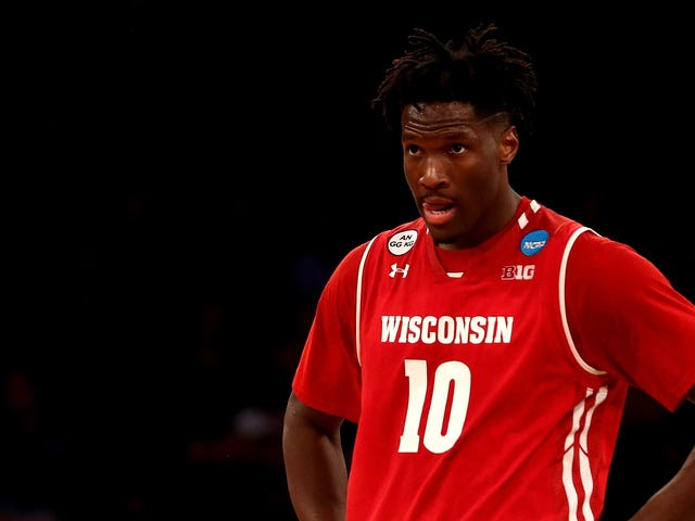 Nigel Hayes Has Some Pretty Great Ideas About How To Fix The NCAA