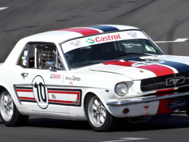 Ford Mustang in Bathurst