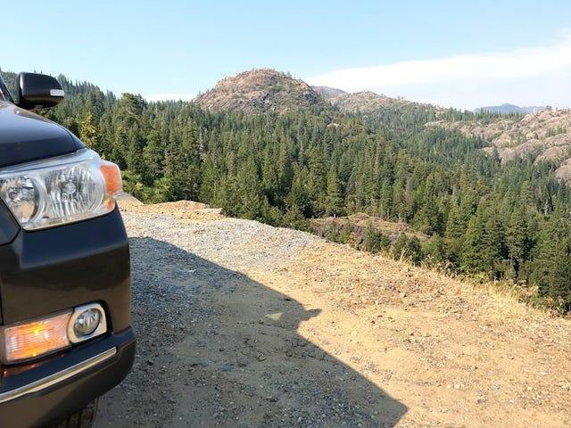 Adventures of the 4Runner Kind: Sierra Nevada High Lakes