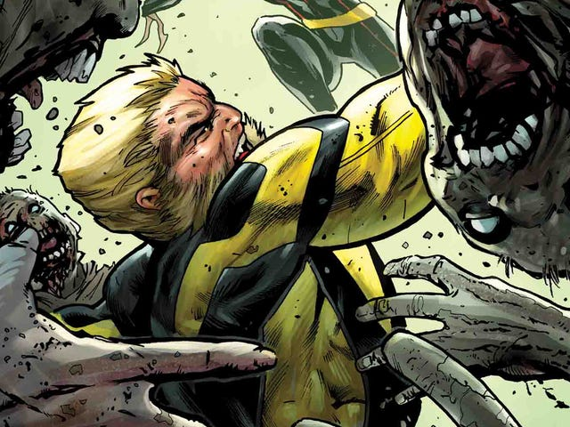 This Claws Of The Killer exclusive reveals the horror of Wolverine's return