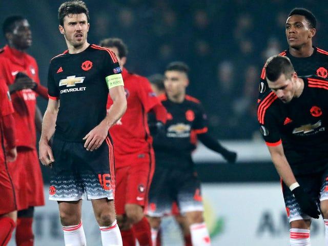 Η Manchester United είναι τοστ