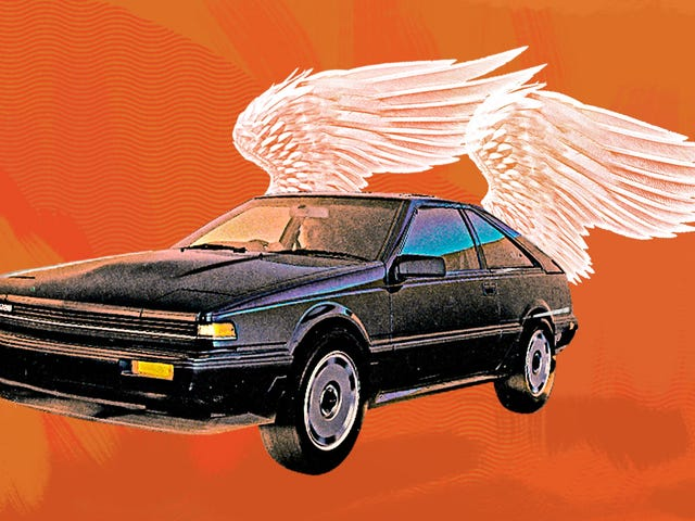 The Emergency Nissan 200SX Repair That Might Have Been Overseen By A Guardian Angel