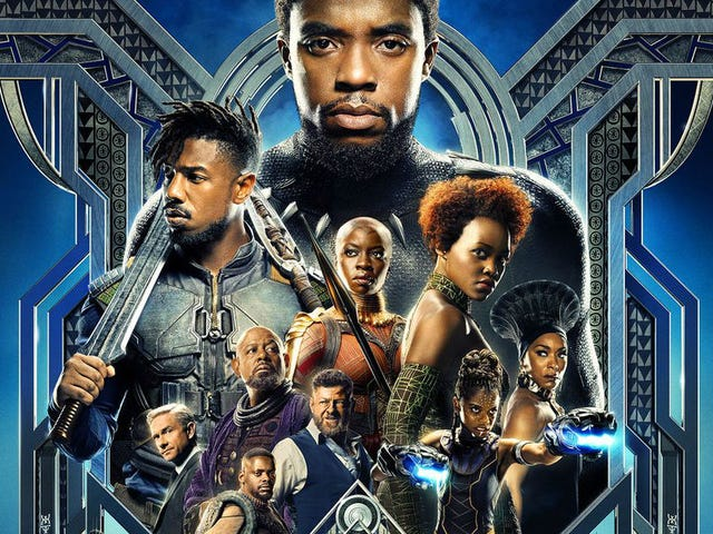 Marvel Releases New Black Panther Trailer