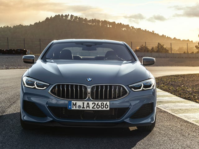 The 2019 BMW M850i Will Have a Dipstick (!)