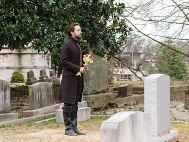 Sleepy Hollow has been cancelled after four seasons.