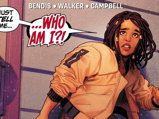 The mysteries of Naomi's past deepen in this exclusive preview