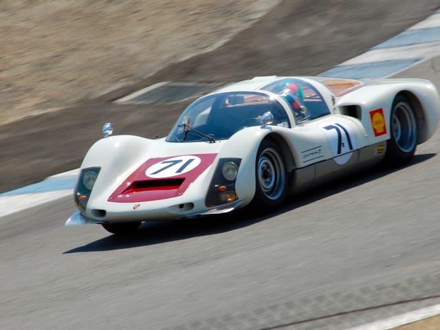 写真で2017ロレックスモントレーモータースポーツの再会への旅