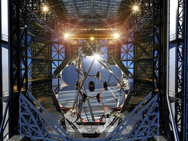 Excavation Begins on a Truly Giant New Telescope