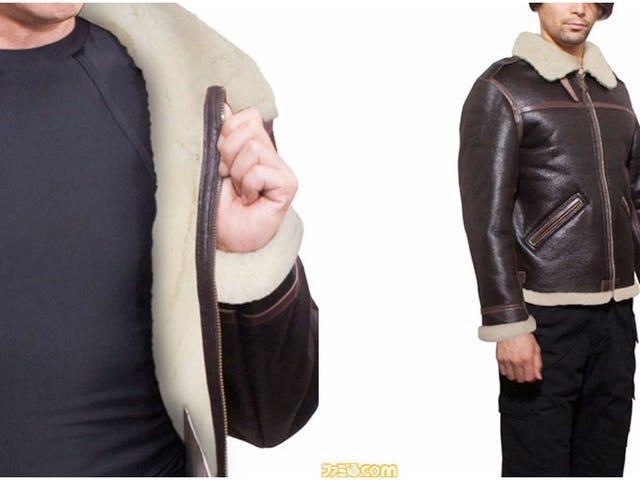 Jaket Leon Dari <i>Resident Evil 4</i> Hanya Kos $ 1,200