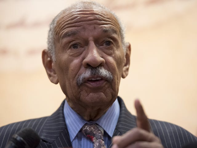A 2nd Woman Accused Rep. John Conyers of Sexual Misconduct Earlier This Year