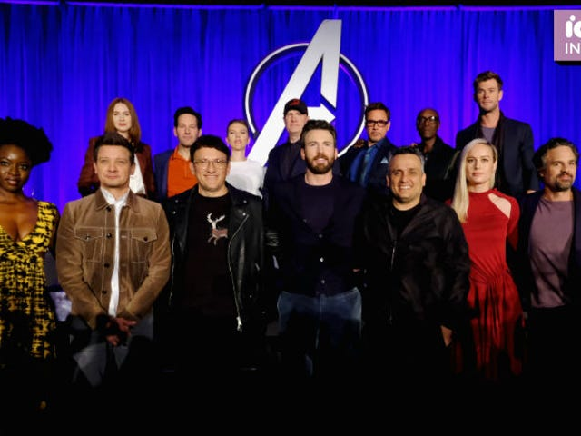 When Asked About Marvel LGBTQ Heroes, Kevin Feige Says He Wants All Fans to 'See Themselves Reflected'