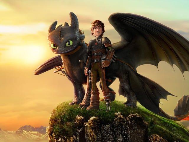 How to Train Your Dragon magkakaroon ng sariling animated series sa Netflix
