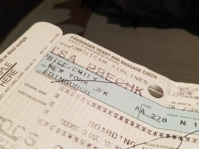 What to Do if Your TSA Precheck Isn't on Your Boarding Pass
