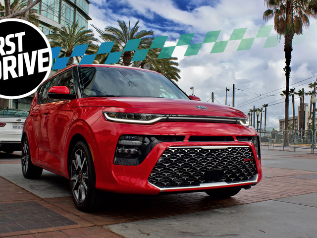 The 2020 Kia Soul Is Fancier Than Ever but Still Feels Like an Economy Car<em></em>