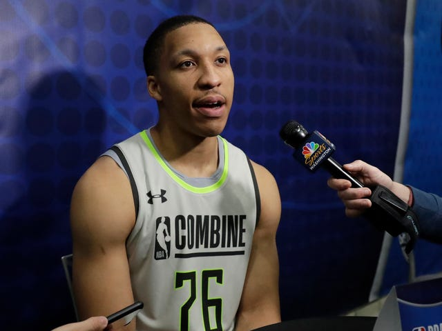 Celtics Draft Outspoken Round-Earther, Move One Step Closer To Post-Kyrie Irving Future