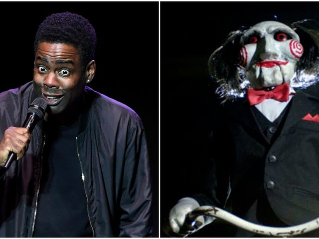Chris Rock wants to torture us with another Saw sequel