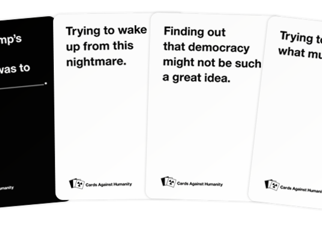 New Cards Against Humanity Decks!!!