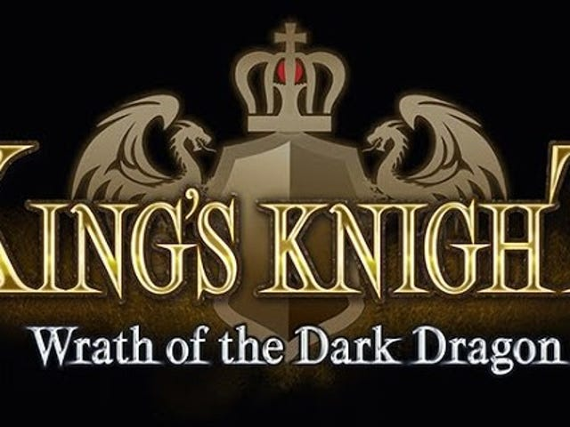 King's Knight Could Not Escape The Wrath Of The Dark Dragon