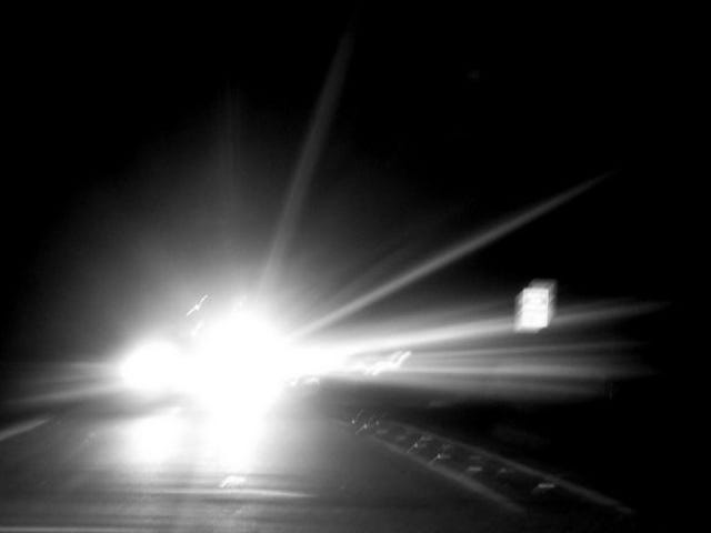 You (Probably) Need To Turn Off Your Goddamn High Beams