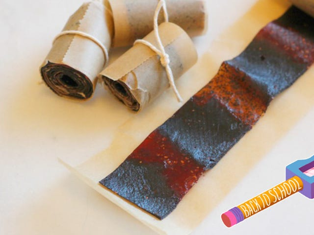 Make Your Own Fruit Roll-Ups With Just Three Ingredients