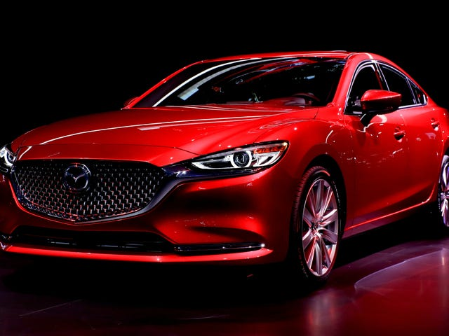 Mazda Study Finds 71 Percent Of People Still Want To Drive Their Cars