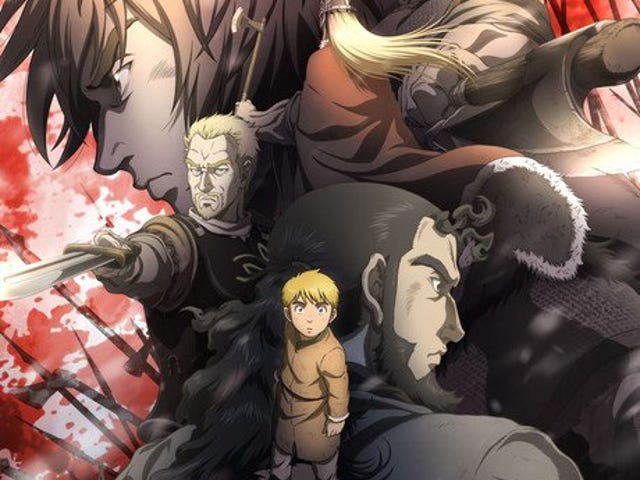 Here it is the new promo of Vinland Saga!