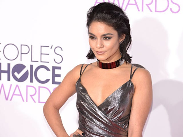 Vanessa Hudgens, Star Of Grease: Live!, Loses Her Father to Cancer