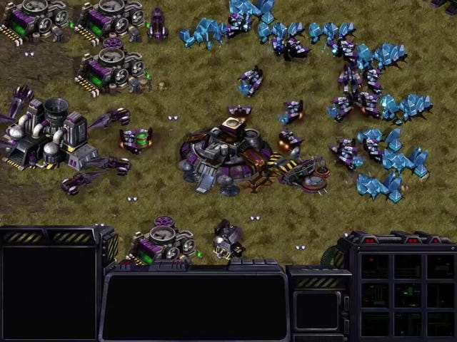 StarCraft As We Know It Exists Because Of A Terrible Game's Demo