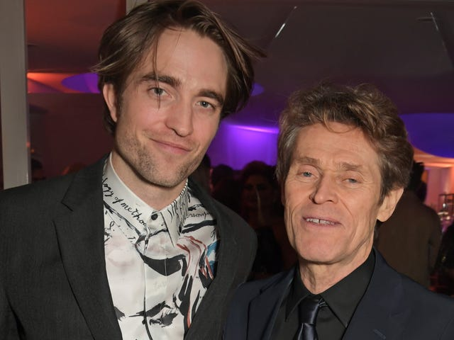 "Willem Dafoe on filming The Lighthouse with Robert Pattinson: ""Our methods are very different"""