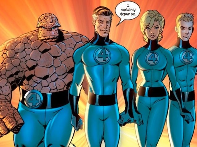 Why I Love the Fantastic Four