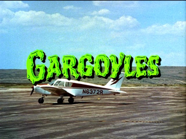 Svengoolie: Gargoyles (1972)