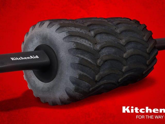 KitchenAid Unveils New All-Terrain Rolling Pin