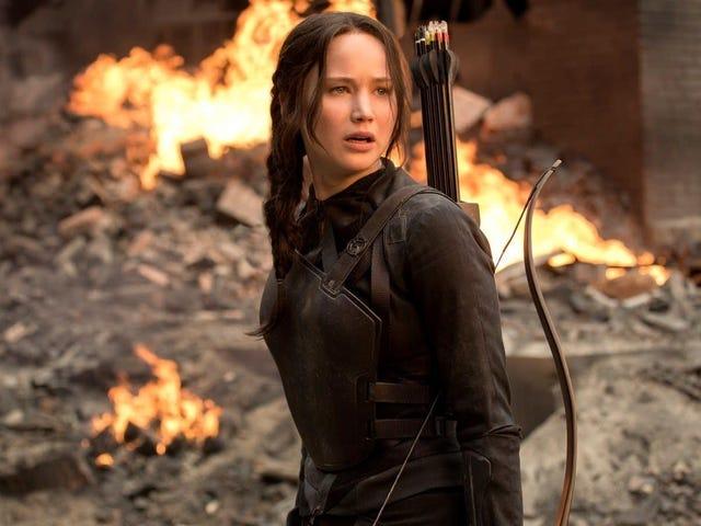 Una precuela de The Hunger Games está en desarrollo