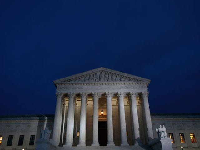Supreme Court Sides With Baker in Same-Sex Wedding Cake Case