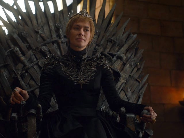 Game Of Thrones sta lasciando Cersei Cook