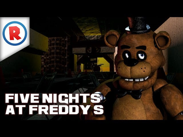 <i>Five Nights at Freddy's,</i> Built In <i>Halo</i>