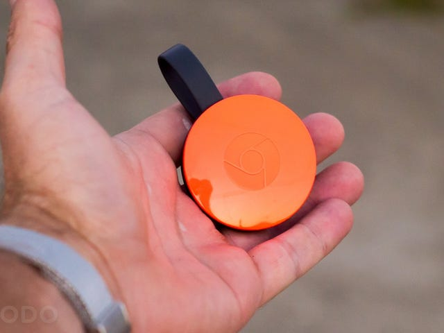 Buy a $25 Chromecast, Reap Nearly $80 In Free Extras