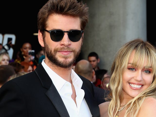Breaking: Miley Cyrus Is 'Literally Freakishly Obsessed' With Her Hot Husband Liam Hemsworth